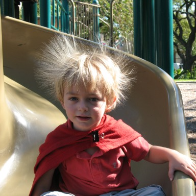 Concepto de carga electrostática